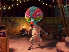Madagascar 3: Europe's Most Wanted: Afro Circus