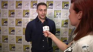 SDCC Exclusive: Kick-Ass 2 - Aaron Taylor-Johnson