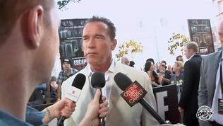SDCC Exclusive: Escape Plan - Arnold Schwarzenegger