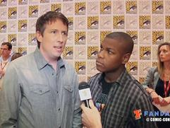 Exclusive: Attack the Block - Director Joe Cornish, John Boyega Comic-Con 2011