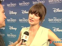 Exclusive: The Avengers - Cobie Smulders Interview