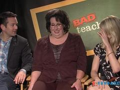 Exclusive: Bad Teacher Cast Interviews