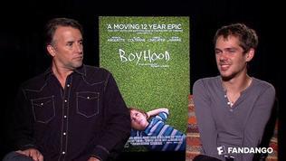Exclusive: Boyhood - The Fandango Interview