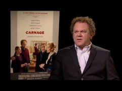 Exclusive: Carnage - John C. Reilly on how Roman Polanski works - DVD clip