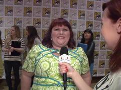 SDCC Exclusive: The Mortal Instruments - Cassandra Clare