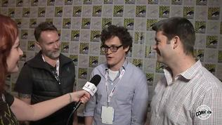 SDCC Exclusive: The LEGO Movie - Chris McKay, Phil Lord, Chris Miller