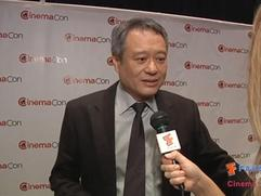 Exclusive: Ang Lee Interview at CinemaCon 2012
