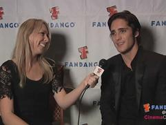 Exclusive: Diego Boneta Interview at CinemaCon 2012