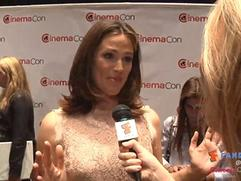 Exclusive: Jennifer Garner Interview at CinemaCon 2012