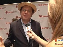 Exclusive: John C. Reilly Interview at CinemaCon 2012