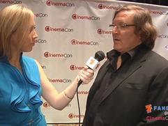 Exclusive: Lorenzo di Bonaventura Interview at CinemaCon 2012