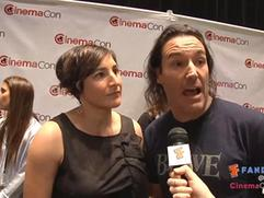 Exclusive: Katherine Sarafian and Mark Andrews Interview at CinemaCon 2012