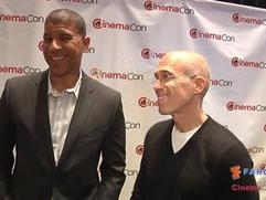Exclusive: Peter Ramsey and Jeffrey Katzenberg Interview at CinemaCon 2012