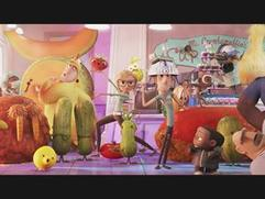 Exclusive: Cloudy With a Chance of Meatballs 2 - Shuffle
