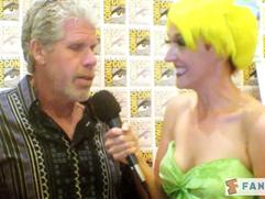 Exclusive: Drive - Ron Perlman Comic-Con 2011