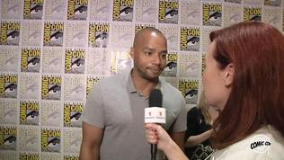 SDCC Exclusive: Kick-Ass 2: Donald Faison