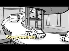 Exclusive: Cars 2 - Progression Reel
