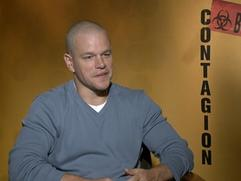 Exclusive: Contagion - Cast Interviews