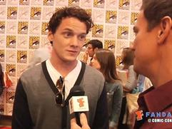 Exclusive: Fright Night - Anton Yelchin Comic-Con 2011