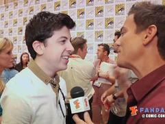 Exclusive: Fright Night - Christopher Mintz-Plasse Comic-Con 2011