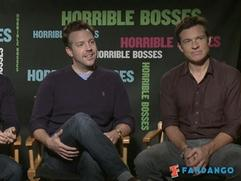 Exclusive: Horrible Bosses - Cast Interviews!