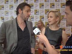 Exclusive: Silent Hill: Revelation - Michael J. Bassett, Adelaide Clemens SDCC 2012