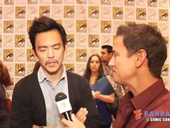 Exclusive: Total Recall - John Cho Comic-Con 2011