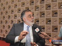 Exclusive: Twixt - Francis Ford Coppola Comic-Con 2011