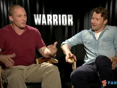 Exclusive: Warrior - Cast Interviews