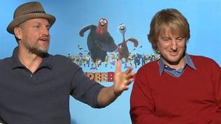 Exclusive: Free Birds - The Fandango Interview