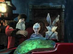 Exclusive: Rise of the Guardians - Everyone Loves the Sleigh