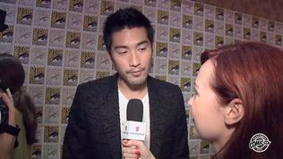 SDCC Exclusive - The Mortal Instruments - Godfrey Gao