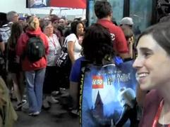 Exclusive: The Hunger Games Countdown - Comic-Con 2011