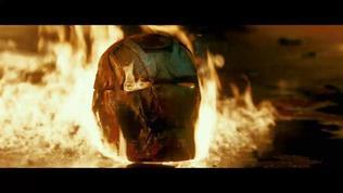 Iron Man 3 - TV Spot - Helmet