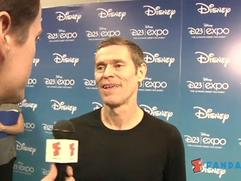Exclusive: John Carter - Willem Dafoe Interview