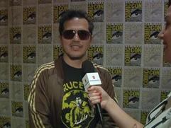 SDCC Exclusive: Kick-Ass 2 - John Leguizamo
