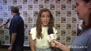 Comic-Con Exclusive: Kingsman: The Secret Service - Sophie Cookson