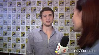 Comic-Con Exclusive: Kingsman: The Secret Service - Taron Egerton