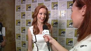 SDCC Exclusive: Kick-Ass 2 - Lindy Booth