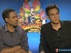 Exclusive: Madagascar 3: Europe's Most Wanted - The Fandango Interview