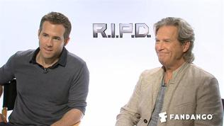 Exclusive: R.I.P.D. - The Fandango Interview