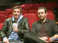 Exclusive: Crazy Eyes - SXSW 2012 Lukas Haas & Adam Sherman Interview