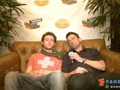 Exclusive: Fat Kid Rules the World - SXSW 2012 Matt O'Leary & Billy Campbell Interview