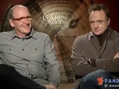 Exclusive: The Cabin in the Woods - SXSW 2012 Richard Jenkins & Bradley Whitford Interview