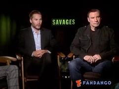Exclusive: Savages - The Fandango Interview