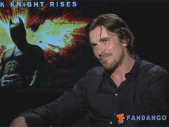 Exclusive: The Dark Knight Rises - The Fandango Interview