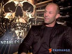 Exclusive: The Expendables 2  - The Fandango Interview