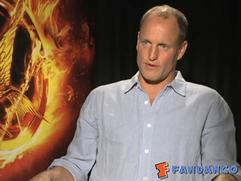 Exclusive: The Hunger Games - Woody Harrelson Interview