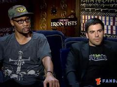 Exclusive: The Man With the Iron Fists - The Fandango Interview