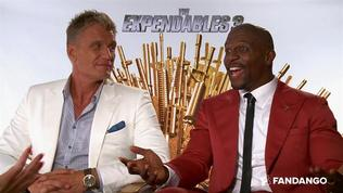 Exclusive: The Expendables - The Fandango Interview